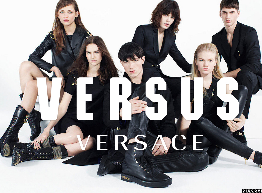 Versus par Versace, la nouvelle collection par Jonathan Anderson