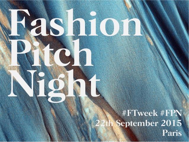Un jeune entrepreneur de 25 ans vainqueur de la Fashion Pitch Night