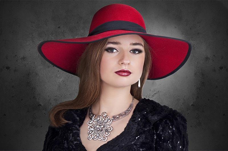 Le chapeau, un superbe accessoire de mode féminin